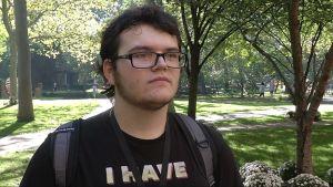 Evan Jackewicz, student vid Pratt Institute