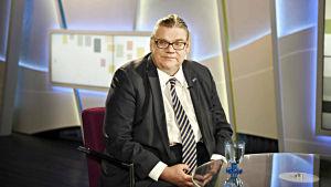Utrikesminister Timo Soini