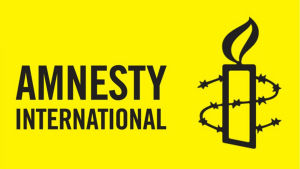 Amnesty Intertnationals logotyp