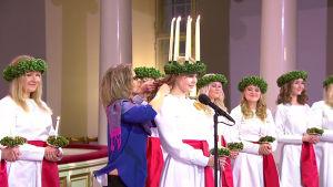 Finlands lucia