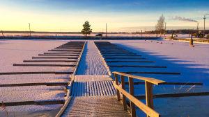 Vinter, is