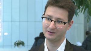 Sberbanks chef för de sociala programmen, Vladislav Kreinin