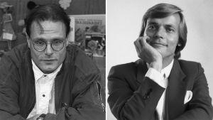 Ruben Stiller ja Timo T.A. Mikkonen