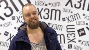 Teppo Malkamäkis, porträtt