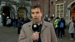 Svenska Yles Europakorrespondet Daniel Olin rapporterar från Nederländerna
