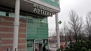 Myrbacka apotek.