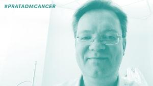 Kirurgen i onkologi Robert Andtbacka forskar i immunterapi.