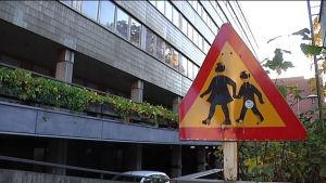 Stödboende på Rosavillagatan 10 i Helsingfors.