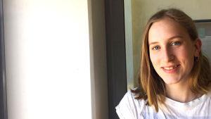Catarina Korkman går i årskurs 8 i Winellska skolan.