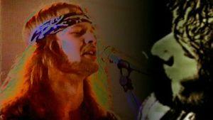 Petri Walli musiikkivideolla.