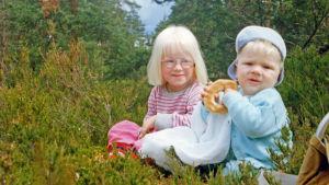 Nanna ja Ville pieninä