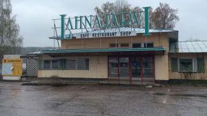 Lahnajärvi öde rastplats 2014