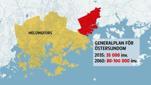 generalplan för östersundom