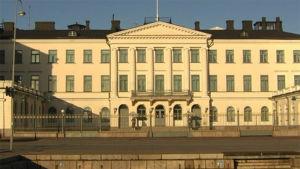 Presidentens slott i Helsingfors