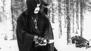 Satanic Warmaster -yhtyeen kuva.