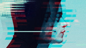 Mr. Robot-sarjan kolmas tuotantokausi: päähenkilö Elliot Alderson (Rami Malek).