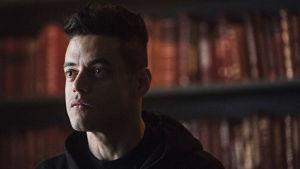 Mr. Robot -sarjan päähenkilö Elliot Alderson (Rami Malek).