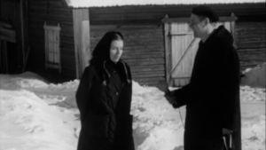 Sisar Irmeliä haastateltiin Ylen TV2:n 1965 esittämässä ohjelmassa Luostari lumen keskellä
