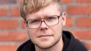 Veikka Lahtinen, kampanjkoordinator, Animalia