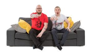Sohvaperunat-sarjan viides tuotantokausi: Toni ja Juho, Oulu.