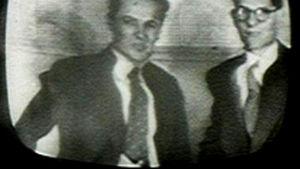 Kokeellinen tv-lähetys (1954).