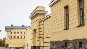 Utrikesministeriets byggnader i Helsingfors.