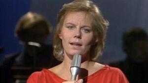 Laulaja Arja Saijonmaa