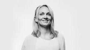 Bild av Maria Lundström som är ansvarig producent för Svenska Yles kulturgenre från och med mars 2018.