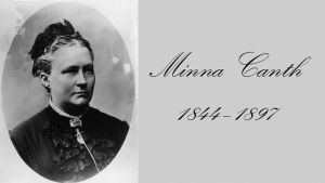 Minna Canth 1880