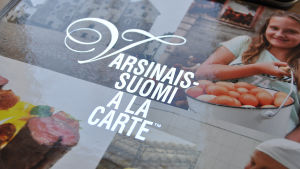 boken som heter Varsinais-Suomi A la carte