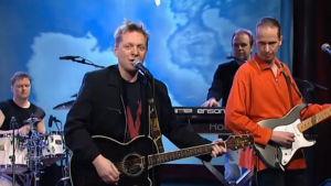 Heikki Salo ja Miljoonasade-yhtye.