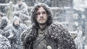 Game of Thrones -sarjan viides tuotantokausi: Jon Snow (Kit Harington)