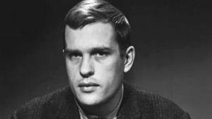 Jörn Donner i en intervju 1962