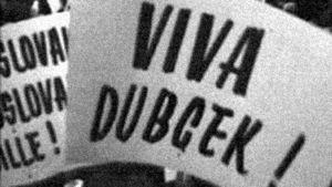 Banderolli Tšekkoslovakian miehityksessä 1968