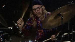Rumpali Edward Vesala vuonna 1976.