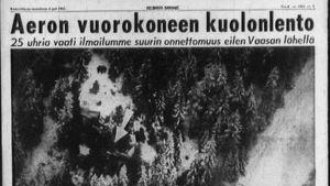 Kuvakaappaus Filmisepon katsauksesta 1961.
