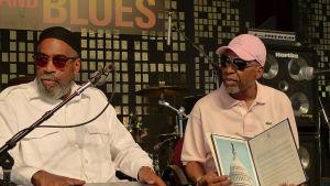 Leon Huff och Kenny Gamble