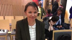 Johanna Suurpää.