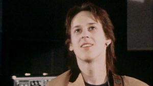 Andy McCoy haastattelussa 17-vuotiaana.