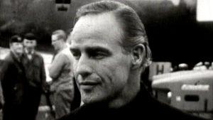 Marlon Brando Helsingissä (1967).