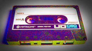 c-kasetti, käsitelty kuva