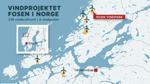 Oljelandet Norge Bygger Ut Vindkraften Men Europas Storsta
