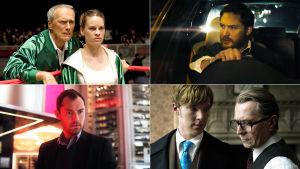 Areenan elokuvia pääsiäisenä 2019: Million Dollar Baby, Locke, Side Effects ja Pappi, lukkari, talonpoika, vakooja,