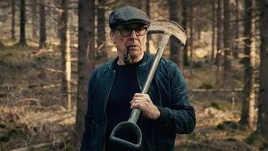 Armomurhaaja-elokuvan pääroolissa nähdään Matti Onnismaa.