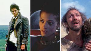Hahmoja HandMade Filmsin elokuvista: Withnail (Richard E. Grant, Withnail and I), Simone (Cathy Tyson, Mona Lisa), Brian (Graham Chapman, Brianin elämä)