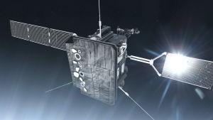 Solar Orbiter avaruudessa