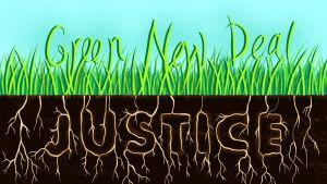 illustration till The Green New Deal