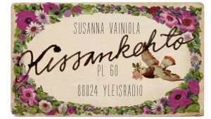 Kissankehto, Susanna Vainiola, PL 60, 00024 Yleisradio