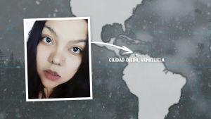 Rikosdraama Sorjosen kansainväliset fanit: venezuelalainen Thaignée Karolina Pereda.