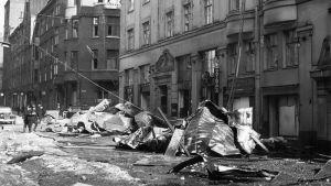 Helsingfors under vinterkriget